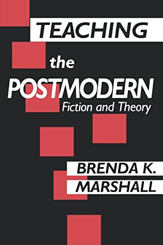 9780415904551: Teaching the Postmodern