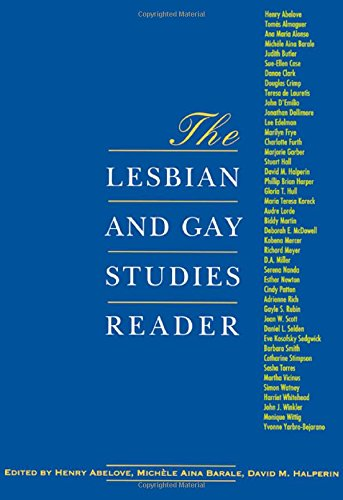 9780415905183: The Lesbian and Gay Studies Reader