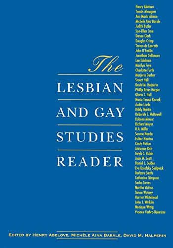 The Lesbian and Gay Studies Reader (Paperback)