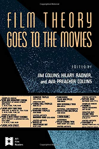 9780415905756: Film Theory Goes to the Movies (AFI Film Readers)