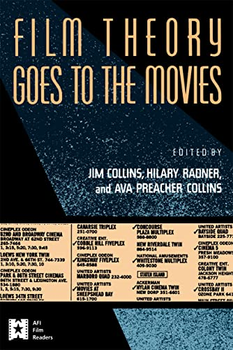 9780415905763: Film Theory Goes to the Movies (AFI Film Readers)