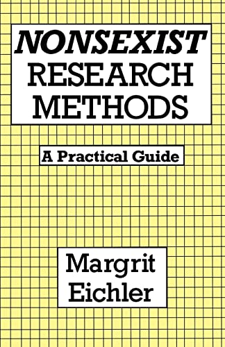 9780415906050: Nonsexist Research Methods: A Practical Guide