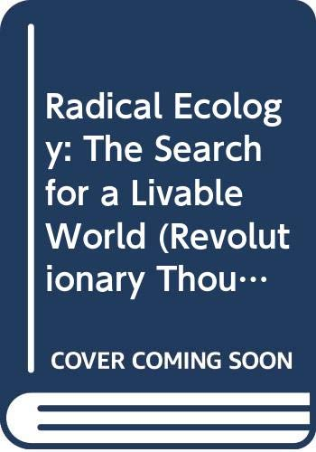 9780415906494: RADICAL ECOLOGY: SEARCH CL (Revolutionary Thought/Radical Movements)