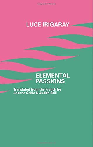 9780415906920: Elemental Passions