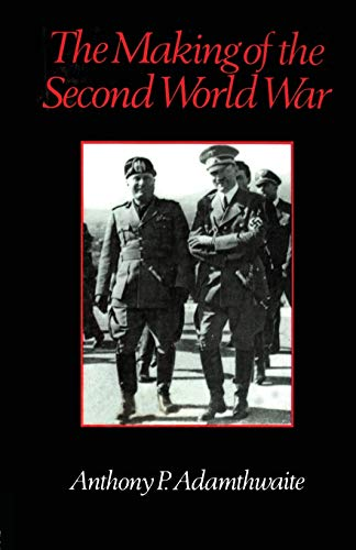 9780415907163: The Making of the Second World War
