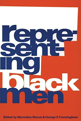 9780415907590: Representing Black Men
