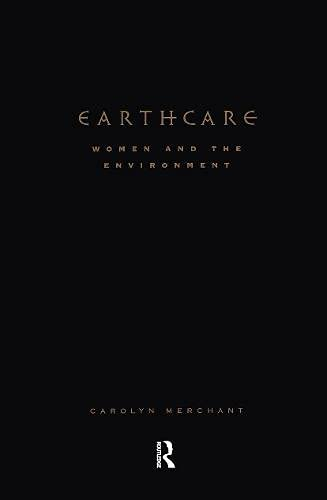 9780415908870: Earthcare: Women and the Environment