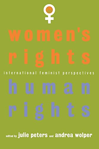 9780415909952: Women's Rights, Human Rights: International Feminist Perspectives
