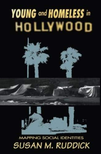 9780415910316: Young and Homeless In Hollywood: Mapping the Social Imaginary