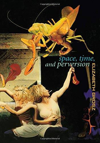 9780415911368: Space, Time and Perversion: Essays on the Politics of Body
