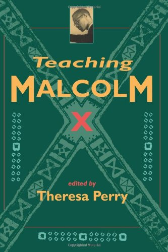 9780415911542: Teaching Malcolm X: Popular Culture and Literacy