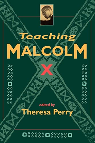 9780415911559: Teaching Malcolm X: Popular Culture and Literacy