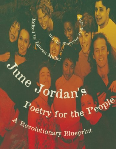 9780415911689: June Jordan's Poetry for the People: A Revolutionary Blueprint