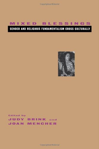 9780415911856: Mixed Blessings: Gender and Religious Fundamentalism Cross Culturally