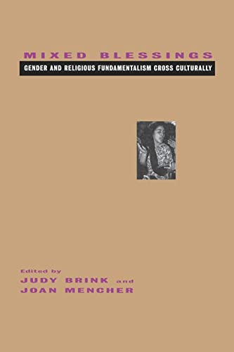 9780415911863: Mixed Blessings: Gender and Religious Fundamentalism Cross Culturally
