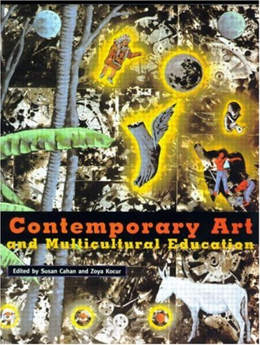 9780415911900: Contemporary Art and Multicultural Education