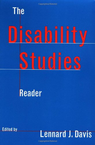 9780415914710: The Disability Studies Reader