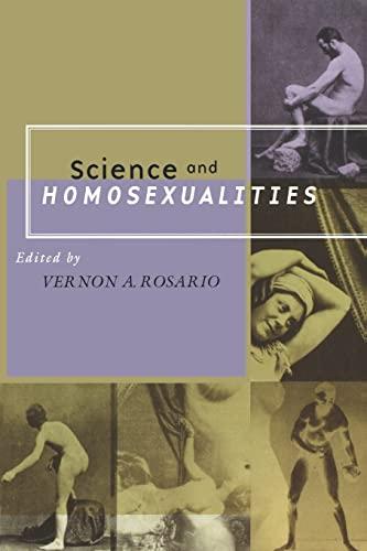 9780415915021: Science and Homosexualities (Business Studies)