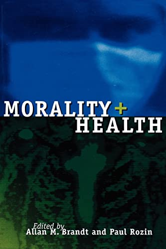9780415915823: Morality and Health: Interdisciplinary Perspectives