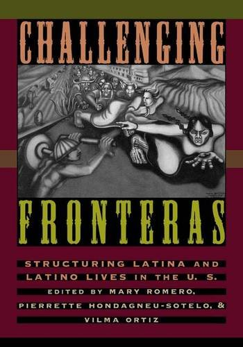 9780415916073: Challenging Fronteras: Structuring Latina and Latino Lives in the U.S.