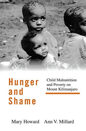9780415916134: Hunger and Shame: Child Malnutrition and Poverty on Mount Kilimanjaro