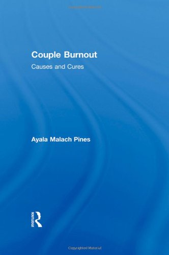 9780415916318: Couple Burnout: Causes and Cures