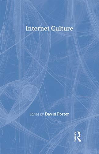 9780415916837: Internet Culture