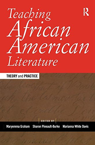 9780415916950: Teaching African American Literature: Theory and Practice (Transformimg Teaching Series)