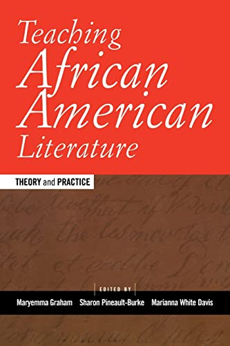 9780415916967: Teaching African American Literature (Transforming Teaching)