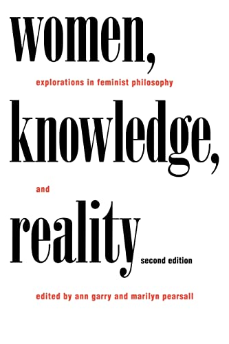 9780415917971: Women, Knowledge, and Reality: Explorations in Feminist Philosophy (Place)