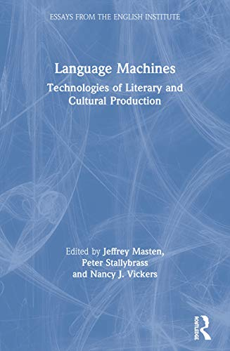 english essay from institute language machine Braille is not a language the specific code used in the united states has been english braille while attending the institute, braille yearned for more books.
