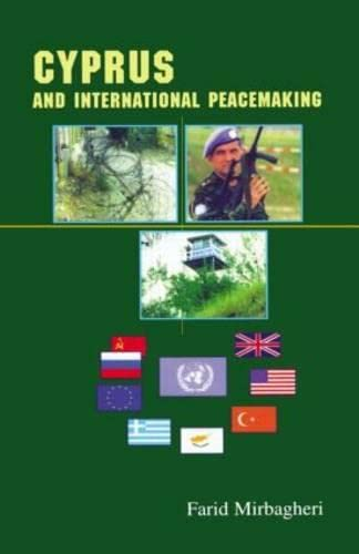 9780415919753: Cyprus and International Peacemaking 1964-1986