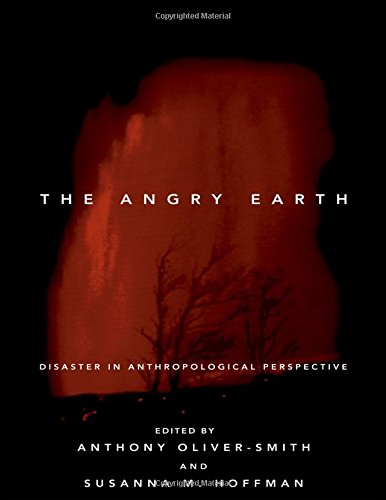 9780415919869: The Angry Earth: Disaster in Anthropological Perspective