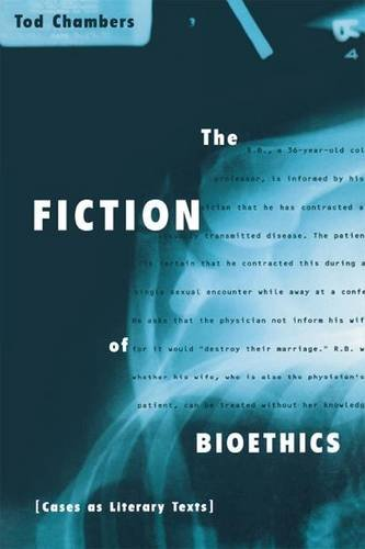 9780415919883: The Fiction of Bioethics (Reflective Bioethics)