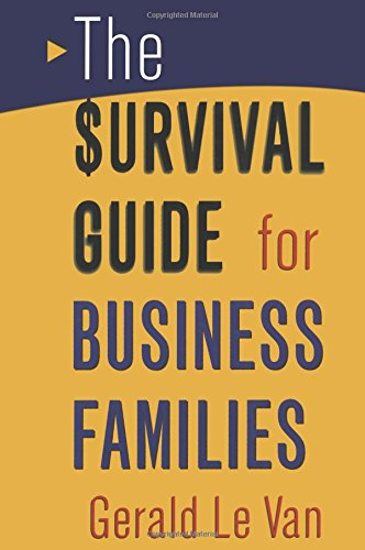 9780415920865: The Survival Guide for Business Families