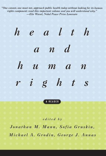 9780415921022: Health and Human Rights: A Reader