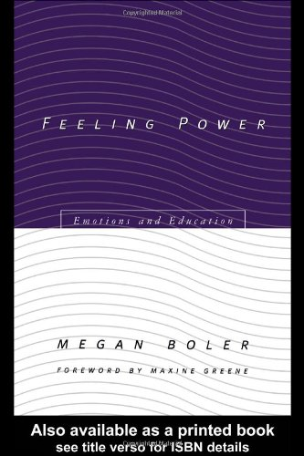 9780415921039: Feeling Power: Emotions and Education