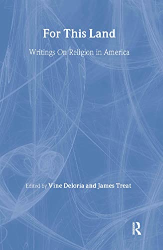 9780415921145: For This Land: Writings on Religion in America