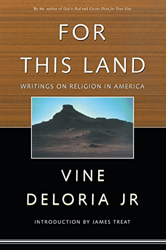 9780415921152: For This Land: Writings on Religion in America