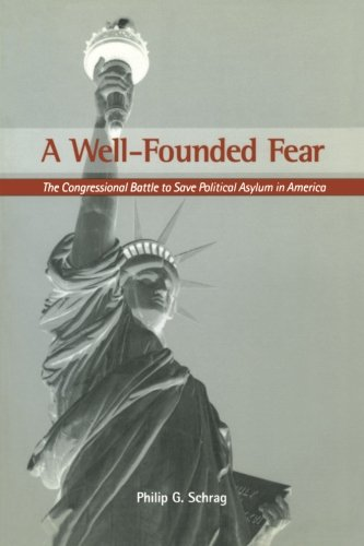 9780415921572: A Well-Founded Fear