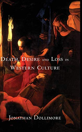 9780415921749: Death, Desire and Loss in Western Culture (Literary Studies)