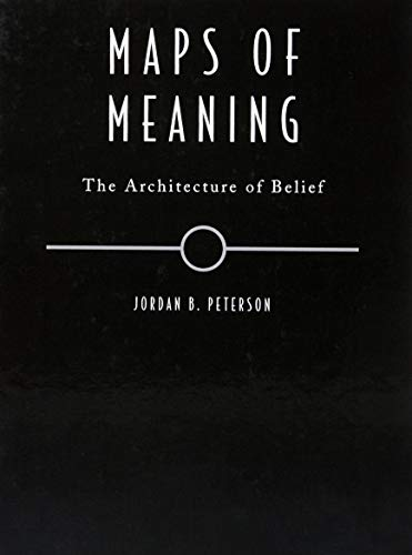 9780415922210: Maps of Meaning: The Architecture of Belief