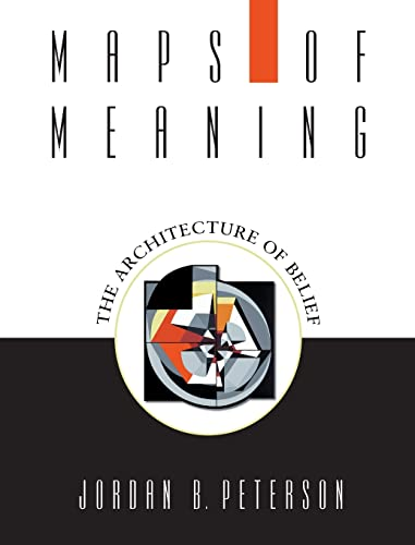 9780415922227: Maps of Meaning: The Architecture of Belief
