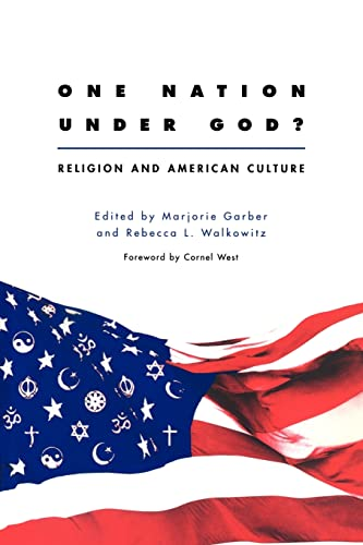 9780415922241: One Nation Under God?: Religion and American Culture (CultureWork: A Book Series from the Center for Literacy and Cultural Studies at Harvard)