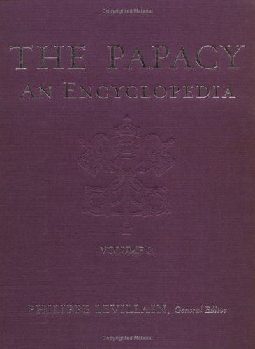 9780415922302: The Papacy: An Encyclopedia