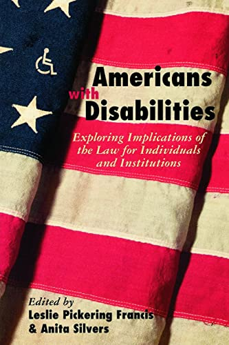 9780415923682: Americans with Disabilities