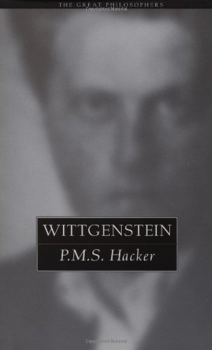 9780415923767: Wittgenstein (The Great Philosophers Series)