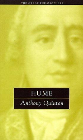 Hume: Anthony Quinton
