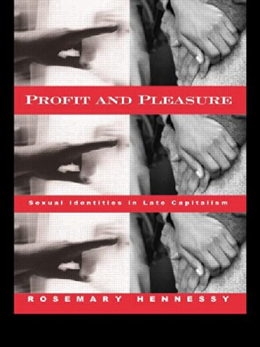 9780415924269: Profit and Pleasure: Sexual Identities in Late Capitalism