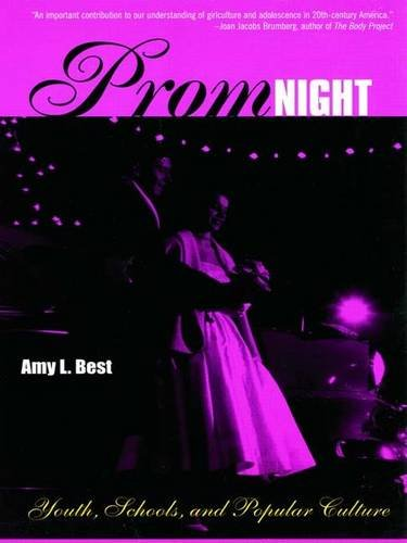 9780415924276: Prom Night: Youth, Schools and Popular Culture